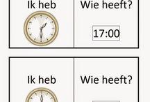 Coöperatieve werkvorm klok