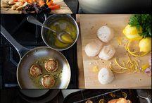Get Cooking / by Sarah Partigi