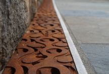 Grates and other functional metalwork