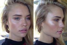 Makes para LACRAR / Aquelas fotos de maquiagem que podem nos inspirar para compor um visual mais básico ou para lacrar o c* das inimigas