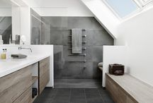 De laares - badkamer