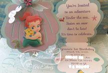 Invitaciones Cumpleaños Nenas!!!