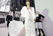 Chanel Backstage Look