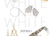 Trend: White Hot! / by Greenwich St. Jewelers