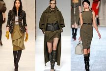 Fall & Winter Trends 2013