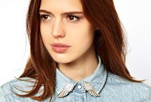 Collar Tips / by Audyta Tamara