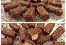 çikolata hindistan cevizli