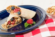 Healthy Meal Ideas / Delicious and nutritious ideas for any meal of the day.