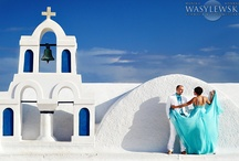 Destination Wedding Ideas / the most photogenic places for a wedding