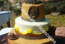 vaquero cake / by Yaide Hernandez