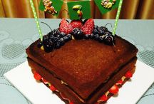 Naked Cake / Naked Cake feitos por Ytala Gladys.