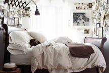 My new teeny bedroom