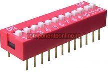 Intrerupatoare si comutatoare / Intrerupatoare, comutatoare, microintrerupatoare, limitatoare, intrerupatoare DIP, intrerupatoare glisante, rotative, intrerupatoare de picior, joystick, Rocker