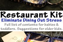 restaurant kids kit