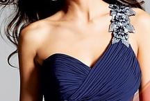 Fancy Dresses Long / by Amanda Thompson-Mazzetti