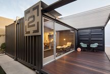 container style office