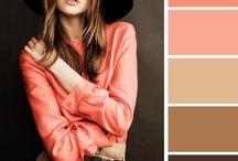 Ciepłe kolory. Zgaszona Jesień