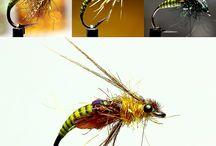 Fiske Fluer