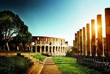 ROMA CAPUT MUNDI - Italy / La citta eterna. / by Antonio Colaninno