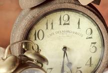 Clocks & Time / by Nancy