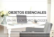 Recomendaciones - Recommendations / Aquí te aconsejo herramientas de Blogging que debes usar si quieres que tu proyecto emprendedor salga a delante - Here I suggest blogging tools that you should use if you want your entrepreneurial project goes on ahead #blog #blogger #blogging   Alexxa 26 Blog