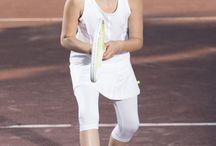 Pure Lime Tennis / Tennis fashion wear