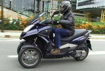 TreRuoteScooter
