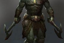DSA - Orks & Oger