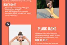 Exercise to do