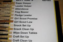 Girl Scout Ideas / by Sarah Rivera