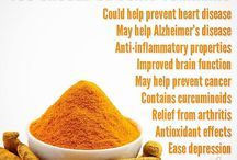 tumeric & spice healing benefits