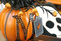 Halloween deco, ideas, recipes
