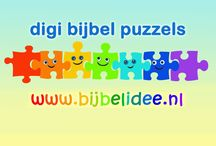 digipuzzels online / bijbelspelletjes en puzzels