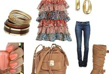 MY STYLE / CASUAL STYLE CLOTHES, LOVELY,ROMANTIC AND COMFORTABLE DAILY CLOTHES.