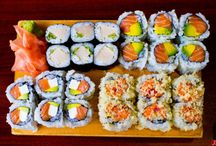 Sushi <3  / by Kendra G