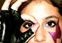 One Eye + 666 + woman