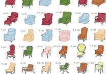 Reupholster Chart
