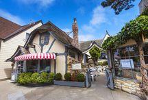 Travel / USA / Carmel and Monterey