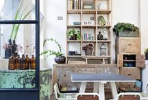 INTERIORS & HOME DESIGN
