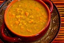 Soups / casseroles