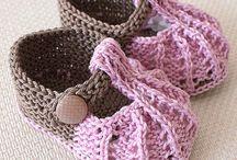 Pletení + háčkování