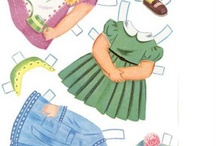 Paper Dolls / by Diane Ditzenberger