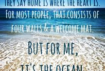 beach quotes / by Amber Sturgeon