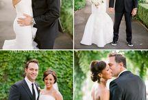 Bride Groom poses