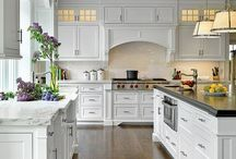 Modern Kitchen Design Ideas With Island White Cabinets