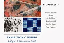 Exhibition - connecting with nature