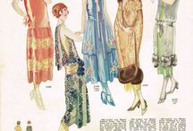 az 1920-as évek divatja