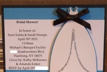Bridal Shower ideas/invites