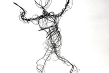 Figure Drawing Wire