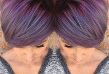 lila's hair